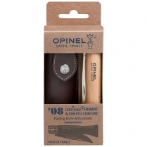 Opinel Knife S/Steel No.08