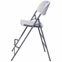 Chair Folding Poly Bistro