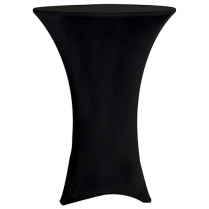 Table Cloth Black Cocktail