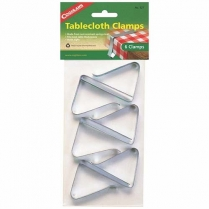 Table Cloth Clamps 6 Pc