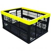 Crate Folding PVC 440x320x230