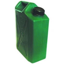 Can Water PVC 10L Green