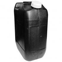 Can PVC Black 20L & Cap