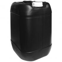 Can PVC Black 25L & Cap