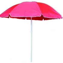 Umbrella Round Assorted 204cm