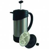 Plunger Coffee D/Wall 1L S/S