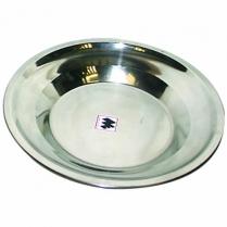 Plate Dinner S/Steel 26cm