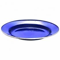Plate Flat Enamel