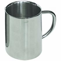 Mug S/Steel Double Wall 350ml