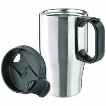 Mug S/Steel Double Wall 400ml