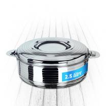 Pot Lekke Hot S/Steel 2500ml