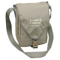 Travel Shoulder Bag Khaki