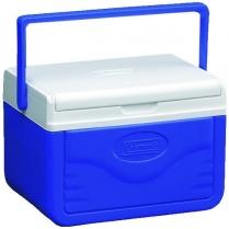 Cooler 4.7L Blue 5Qt Flip-Lid