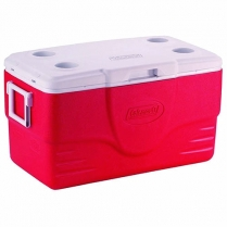 Cooler 47L Red 50Qt