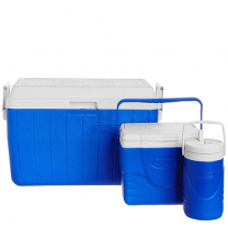 Cooler Combo 51L Blue 54Qt