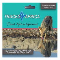 Garmin Tracks4Africa SD Card