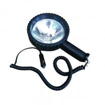 Spotlight Handheld 12V Black