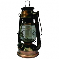 Lantern Brass 12 LED