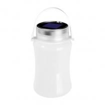 Lantern Silicon Solar White