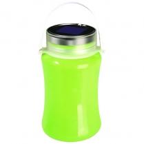 Lantern Silicon Solar Green