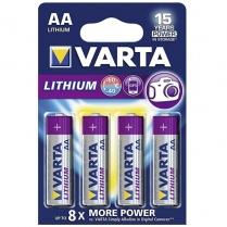 Varta Battery Lithium AA 2