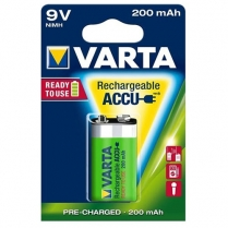 Varta Battery Rechargeable 9V