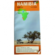 Map T4A Namibia