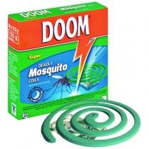 Doom Mosquito Coil 125g (5)