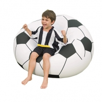Soccer Ball Inflatable Chair