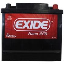 Battery Raised Top F636CS DIN