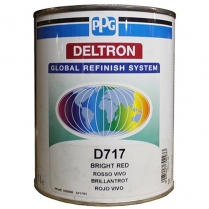 PPG Bright Red 1L DG-D717-1