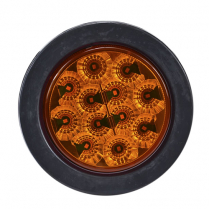 Lamp Tail 12-LED Amber