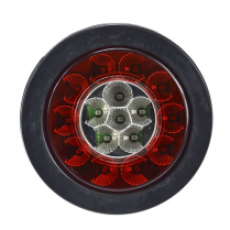 Lamp Tail 16-LED Red/White
