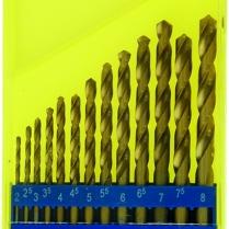 Bit Set Drill Titanium DB13T