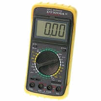 Multimeter Digital DT9205 PIA
