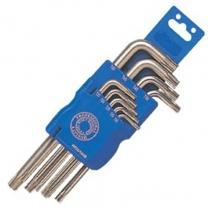 Torx Key Set RIC0197 9Pc Matus