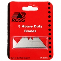 Utility Knife Blade HD 5/Pack