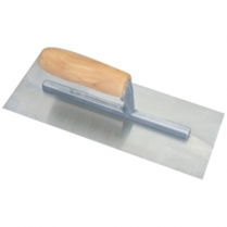 Trowel Plaster 280mm Wood Hand