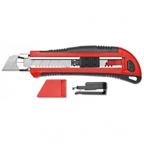 Utility Knife +5 Blades 25mm 9