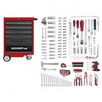 Tool Trolley Workshop 218Pc_