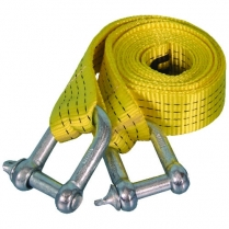 Tow Strap With 16mm Shackle 3.