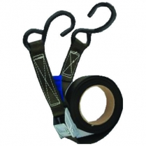Cam Buckle T/Down S-Hook 2m O/