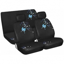 Seat Cover Butterfly