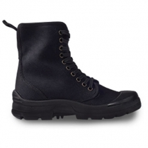 DOT Canvas Security Boots