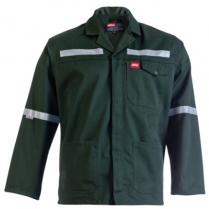 Jonsson Acid Resistant Reflective Work Jacket