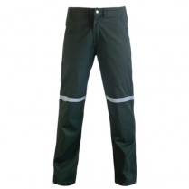 Jonsson Acid Resistant Reflective Work Trousers