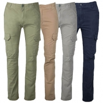 Heavyduty Multipocket Trousers Johnsson
