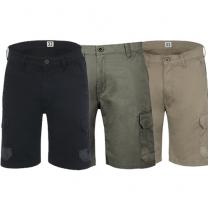 Jonsson Legendary Multi-Pocket Cargo Shorts