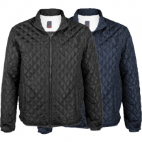 Jonsson Quilted Sherpa Jackets
