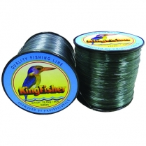 Fishing Line Kingfisher Dark Green